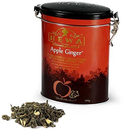 Ingwer Grüner Tee (Grüner Tee - Apfel und Ingwer (200g Dose loser Tee))