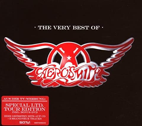 Aerosmith Greatest Hits - The Very Best of [Limited Tour Edition]