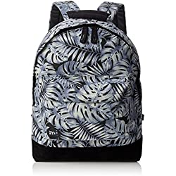 Mi-Pac Premium Print Backpack Mochila Tipo Casual, 41 cm, 17 litros, Tropical Grey