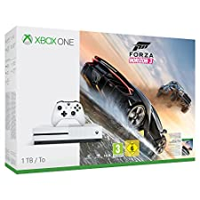 Xbox One S 1TB Console - Forza Horizon 3 Bundle (Xbox One)