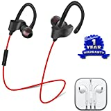 #2: Captcha Qc-10 Jogger Sports Bluetooth Headset V4.1 & All Smartphones Compatible Earphones With Mic (1 Year Warranty)