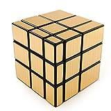Shengshou 3x3 Mirror Cube, Gold