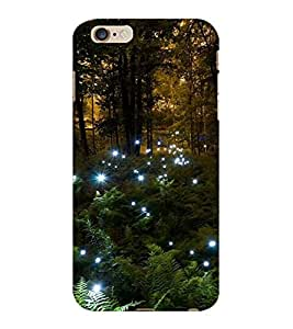 ColourCraft Forest Design Back Case Cover for APPLE IPHONE 6S PLUS