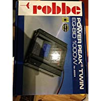 Chargeur multifonctions POWER peak ROBBE Twin EQ-BID 1000W