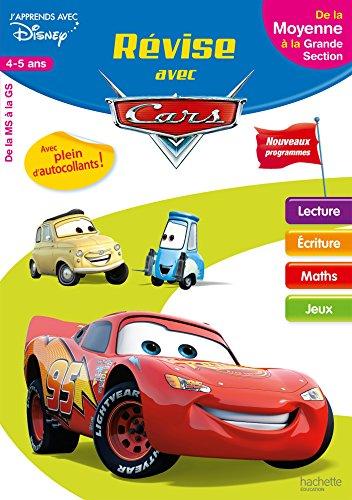 Révise avec Cars De la MS à la GS