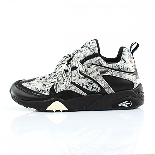 Puma Blaze Of Glory X Swash Unisex Sneakers Schwarz