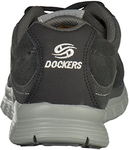 Dockers 36LN003 hommes Baskets noir/gris