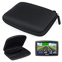 LUPO Sat Nav GPS Hard Case for 5 Inch Garmin Drive 51LMT-S TomTom Start 25 52 42 VIA 135 GO 50