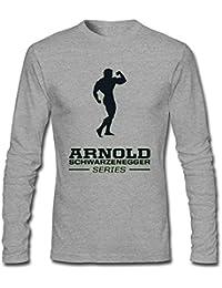 Men's Arnold Schwarzenegger Long Sleeve T-shirt XXXX-L