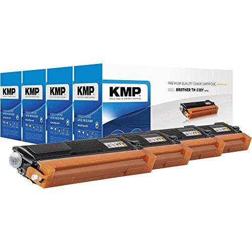 Preisvergleich Produktbild KMP Toner B T32V = BROTHER TN-230BKCMY