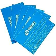 Platform Sticker for QIDI TECH I 3D Printer: 5 pcs kit