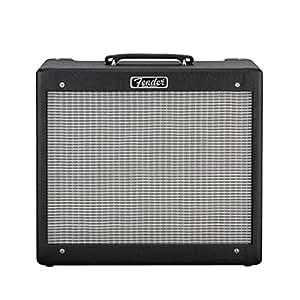 Fender Blues Junior III 15-Watt 12-Inch Guitar Combo Amp - Black