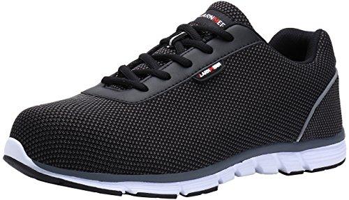 Groundwork Zapatillas de Seguridad Hombre, Color Multicolor, Talla 42.5