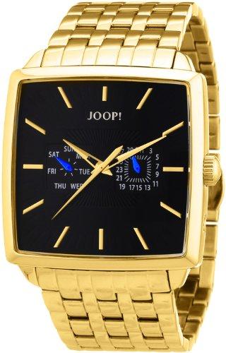 Joop! Men's Quartz Watch Vibes JP100641F08 with Metal Strap