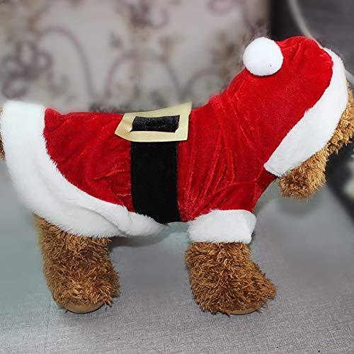 Zoom IMG-3 kungfu mall winter dog costume