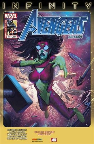 Avengers universe 010 infinity
