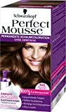 Perfect Mousse permanente Schaumcoloration, 465 Schokobraun, 3er Pack (3 x 1 Stück)