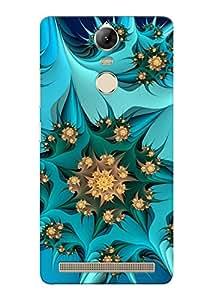 100 Degree Celsius Back Cover for Lenovo vibe k5 note (Designer Printed Multicolor)