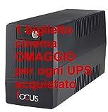 MAGGIO DISCOUNT - UPS GRUPPO Di CONTINUITA' 800 VA 480W