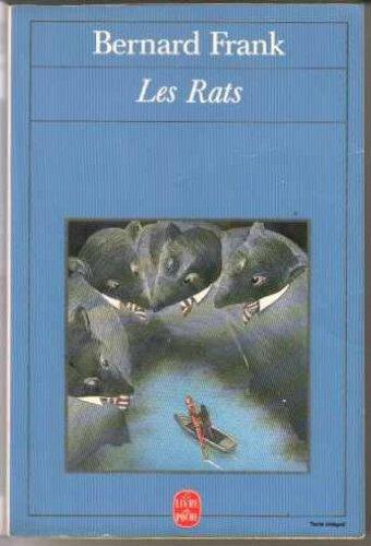 Les Rats par Bernard Frank