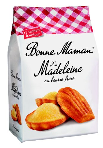 French madeleines Tradition - madeleines Tradition Bonne maman - Bonne Maman - 2 x 300 gr Test