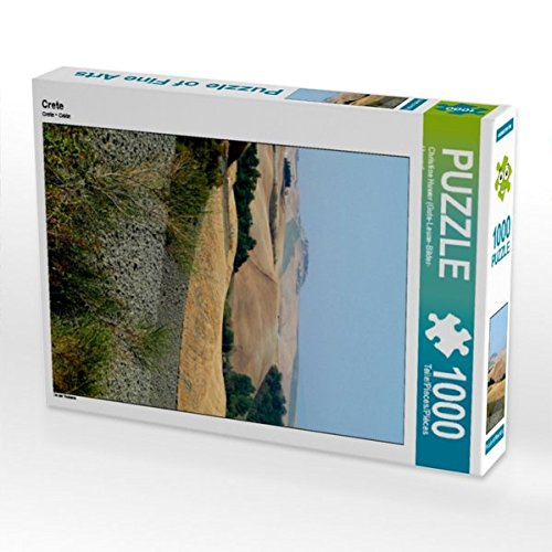 Crete 1000 Teile Puzzle hoch - Toskana Ferienhaus
