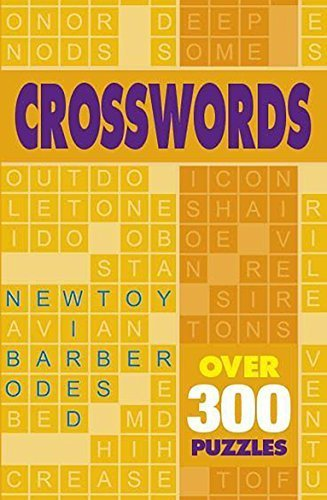 Crosswords (640 pages) by Arcturus Publishing (2015-05-15)