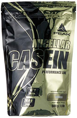 Peak Micellar Casein (500g) Vanilla, 500 g