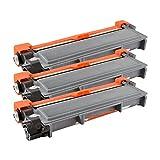 3x TONER XXL TN-2320 für BROTHER DCP-L 2500D, DCP-L 2520DW, DCP-L 2540DN, DCP-L 2560 DW, DCP-L 2560 DN, DCP-L 2700DW