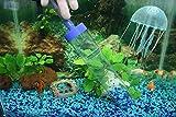 Nettoyeur de gravier pour aquarium, 5,1x 25,4cm, aquarium vide d'eau Siphon W/Self Starter, par Dora de corner Store 100% Made in USA