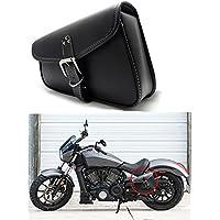 0a43b202bc Sacchetto laterale per borsa da viaggio lato sinistro in pelle PU per borse  laterali da motociclista