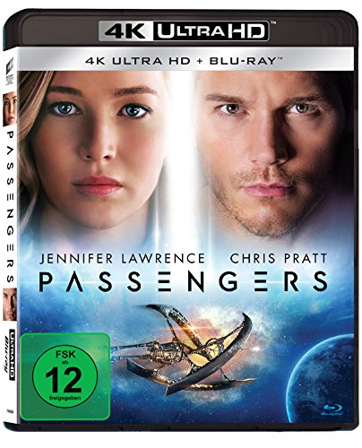 Passengers - Ultra HD Blu-ray [4k + Blu-ray Disc]