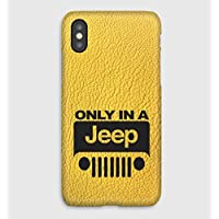 My Jeep iPhone cas 4, 4S, 5, 5SE, 5S, 5C, 6, 6S, 6S + 6+, 7, 7+, 8, 8+, iPhone X,