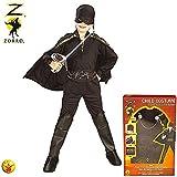 Zorro Disfraz Caja C/Acces Inf