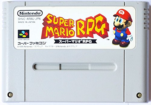 Super Mario RPG - Legend of the Seven Stars [JP Import]