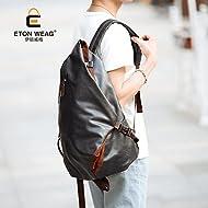 L'innovation originale sac à dos d'hommes occasionnels de flèche en vrac sacs hommes ordinateur portable sac sac sac, bleu