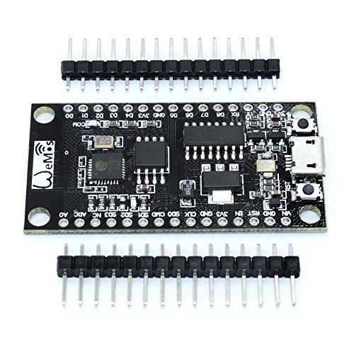 Serielle Flash - (nodemcu V3Lua WiFi-Modul Integration von esp8266+ extra Memory 32M Flash, USB-Seriell CH340G)