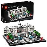 LEGO Architecture Trafalgar Square, Kit di Modellismo Creativo, Idea Regalo, Costruzioni per Adulti e Bambini di 12… LEGO
