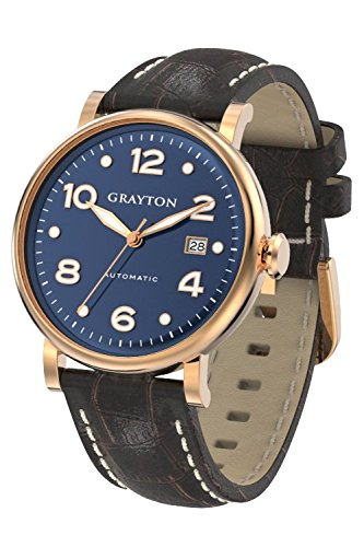s.8-44-011-dr Grayton Automatic Watch for Men
