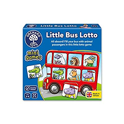Orchard Toys- Jeu de Loto, 355, Multicolore