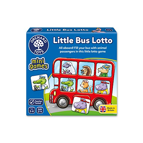 Orchard Toys Little Bus Lotto Mi...