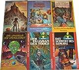 6 Abenteuer Spiel Bücher