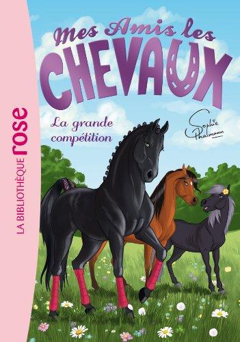 Mes amis les chevaux, tome 2 : La grande comptition