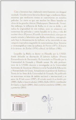 Kafka y el cine: La estética de lo kafkiano en el séptimo arte (OTRAS EUTOPIAS)