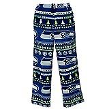 "Seattle Seahawks NFL ""Ugly Fleece"" Men's Lounge Pants: Large"