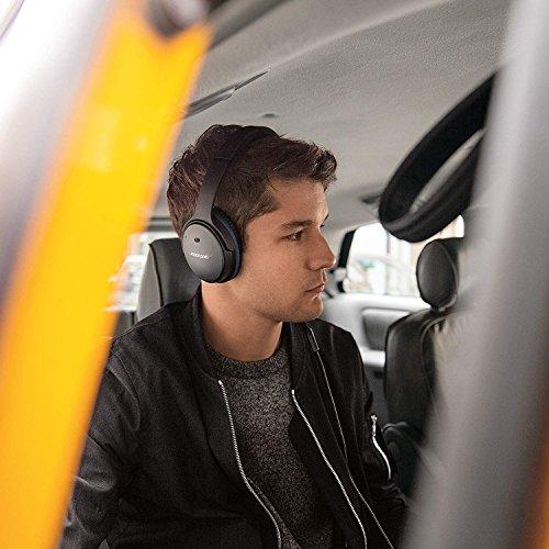 Bose QuietComfort 25 Acoustic Noise Cancelling Kopfhörer (geeignet für Apple-Geräte) schwarz - 8