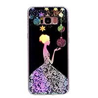 Galaxy S8 Plus Back Case, Galaxy S8 Plus Gel Case, Rosa Schleife Ultra Thin Flexible Soft Gel TPU Rubber Silicone Bumper Phone Case Protective Shell Skin Cases Covers for Samsung Galaxy S8 Plus
