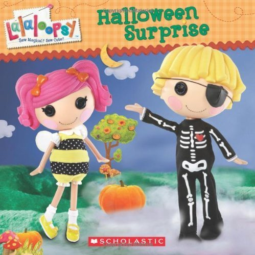 Lalaloopsy: Halloween Surprise by Lauren Cecil (Lalaloopsy Halloween)