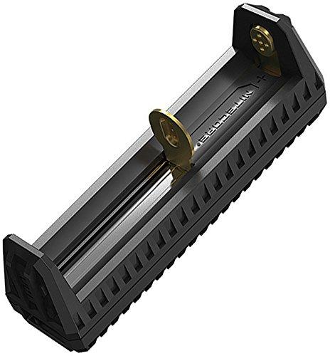 Nitecore F1 Flexbank - USB-Ladegerät für Li-Ion Akku, inkl. Powerbank-Funktion