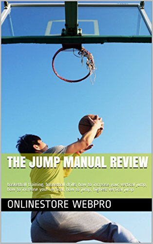the jump manual review basketball training basketball drills how rh amazon in Air Drill Air Drill